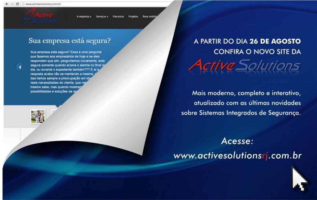 Novo site Active 26-08-13